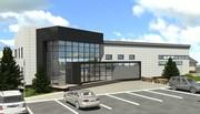 Проект бизнес-центра,  офисных зданий,  эскизный проект - foto 2