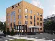 Проект бизнес-центра,  офисных зданий,  эскизный проект