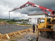 Закажите бетон на заводе утром - доставим заказ к обеду