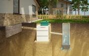 Септик полиэтилен,  автономная канализация для дома