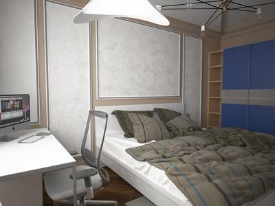 Дизайн-проект в 3D - main