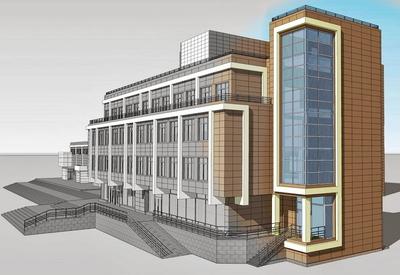 Архитектурно-строительное проектирование. - main