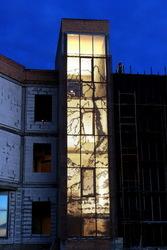 Перфорированные фасадные панели,  Астана - foto 0