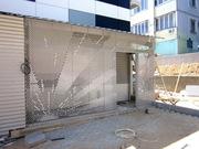 перфорированная стальная панель,  Астана - foto 0