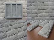 Формы для декоративного камня - foto 0