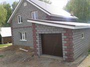 Строительство гаражей или пристроек под ключ.