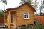 Строительство бани из блока,  сруба или бруса под ключ! - foto 0