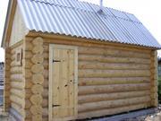 Строительство бани из блока,  сруба или бруса под ключ! - foto 2