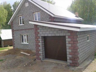 Строительство гаражей или пристроек под ключ. - main