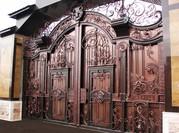 кованые ворота и ограждения, решетки - foto 0