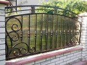 кованые ворота и ограждения, решетки - foto 6