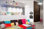 Дизайн-интерьеров,  проектирование - foto 6