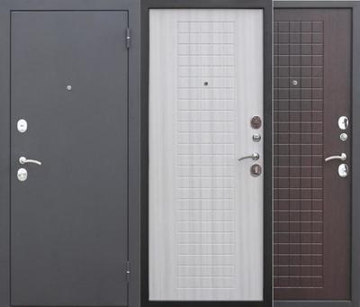 Двери входные металлические - main